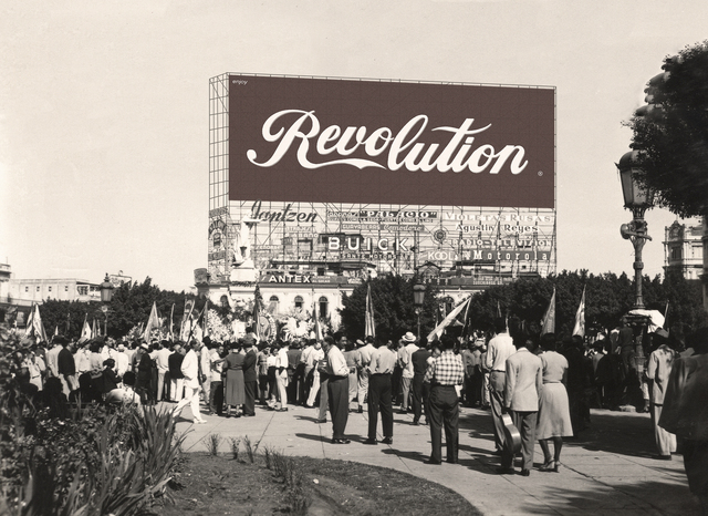 , 'Enjoy Revolution No. 3, from the series Hotel Habana,' 2012-2013, Robert Mann Gallery