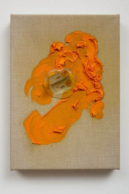 , 'Still Orange I,' 2015, Two Rooms