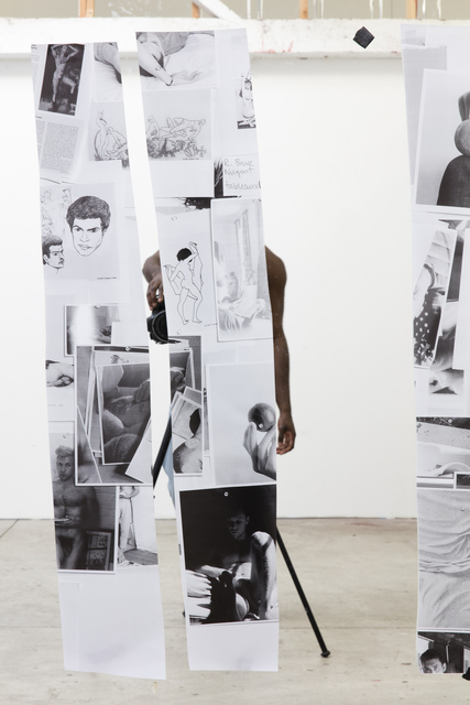 , 'Studio (0x5A0173),' 2017, David Zwirner