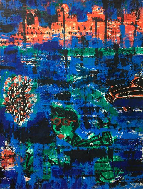 , 'Shangai,' 90s, Galerie Zwart Huis