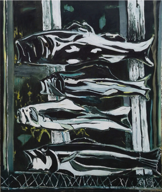 , 'Die Fische ,' 2019, Galerie Crone