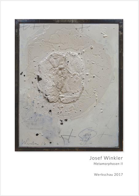 , 'Metamorphosen II, Werkschau 2017,' 2017, Klasan Art Agency