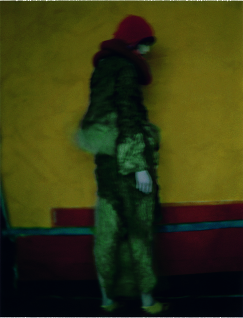 """, 'Linda Byrne pour """"Issey Miyake"""",' 1999, Howard Greenberg Gallery"""