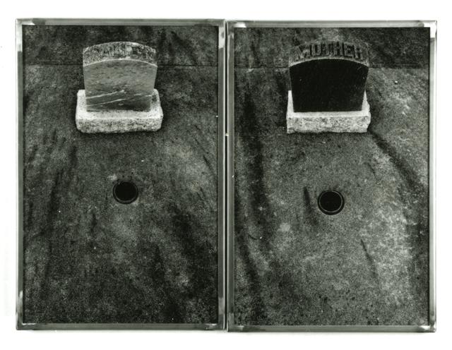 Sophie Calle, 'Father, Mother (29)', 1990, Maison Particulière