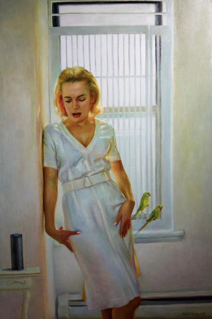 , 'Cassandra,' 2017, Gallery Victor Armendariz