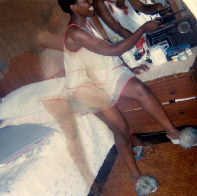 , 'ke bapala seyalemoya bosiu ka naeterese II,' 2012, Afronova