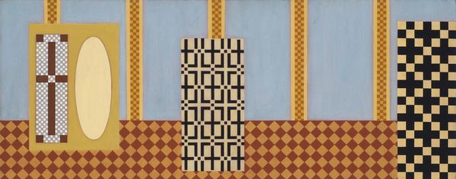 , 'Procession,' 2009, Charles Nodrum Gallery