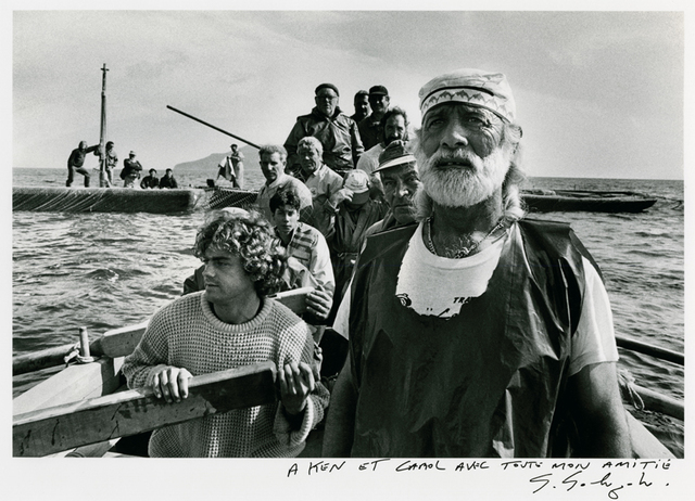 , 'Sicilian Fishermen,' 1993, Be-hold
