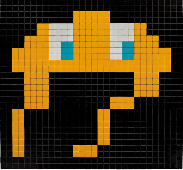 Invader, 'BXL_08', Phillips