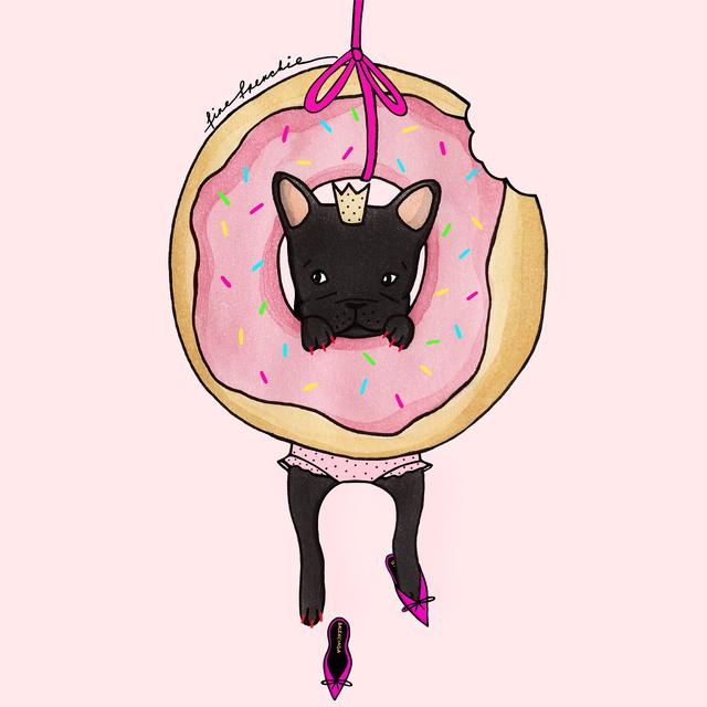 , 'Donut,' 2018, Black Ship Gallery