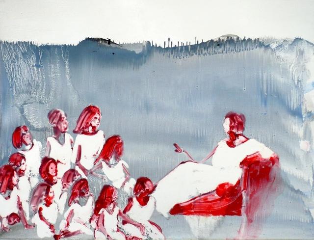 , 'Instruction,' 2015, Arusha Gallery