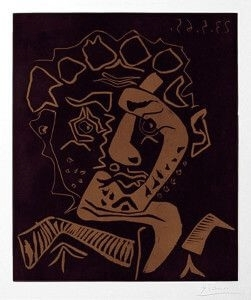 , 'La Danseur (Tete di Histrion),' 1965, ACA Galleries