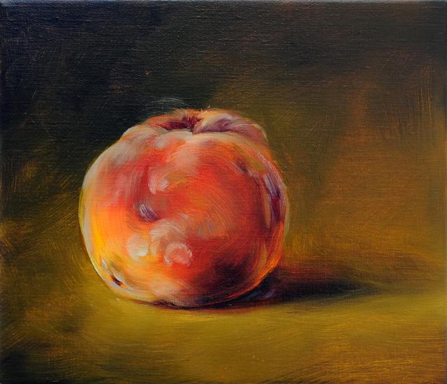 , 'Peach,' 2018, Hosfelt Gallery