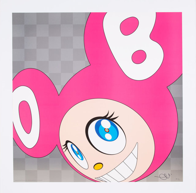 Takashi Murakami, 'And then and then and then and then and then (Pink)', 1999, Heritage Auctions