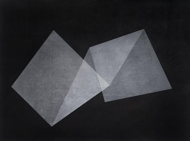 , 'Folded Shape,' 2015, Moskowitz Bayse