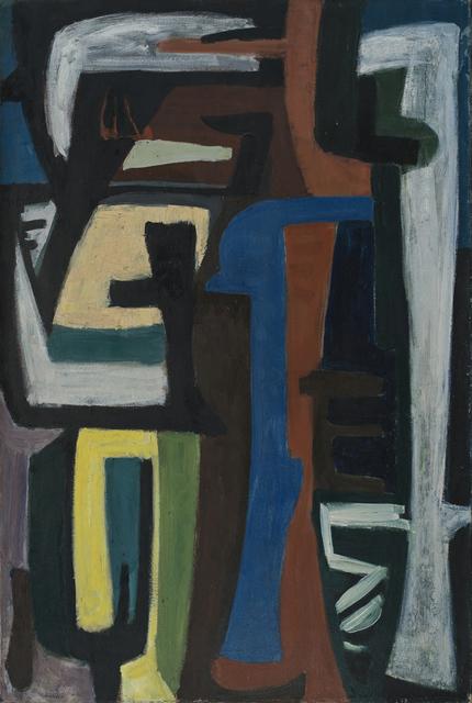 , 'Opus 321,' 1946-1947, Galerie Diane de Polignac & Chazournes
