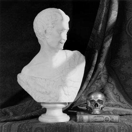 , 'Bust and Skull,' 1987, McCabe Fine Art