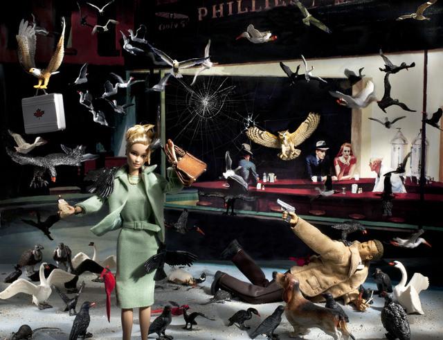 , 'Nighthawks (What would Jack Bauer Do?),' 2012, Fabien Castanier Gallery