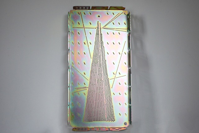 , 'The Skyscraper Index: The Shard,' 2017, The Biscuit Factory