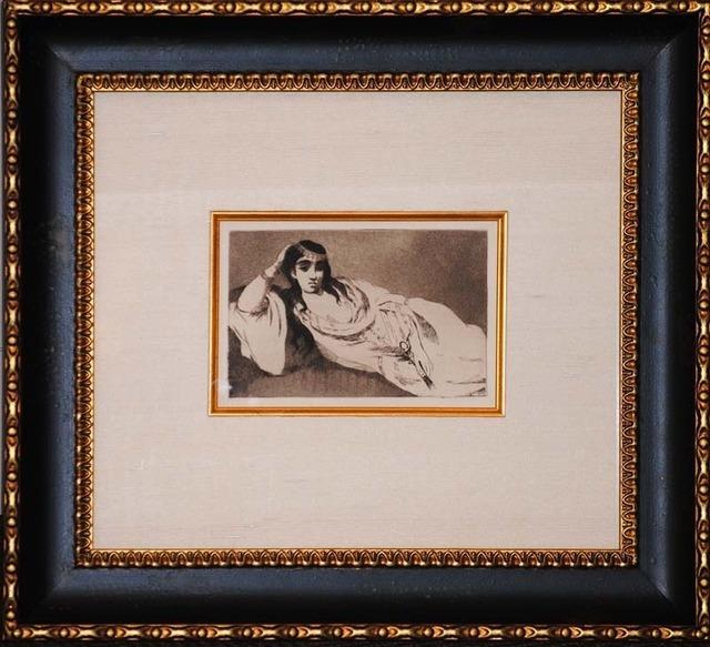 , 'Odalisque,' 1867, Contessa Gallery
