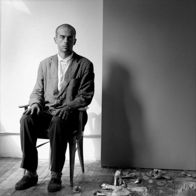 , 'Francesco Clemente, studio, NYC,' 1981, Collezione Maramotti