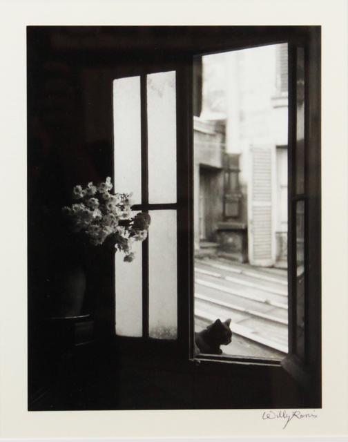 , 'La Chanson du Chat1,' 1994, Fólio Livraria