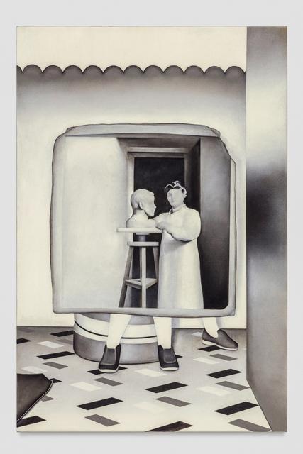 Dene Leigh, 'Defaced', 2017, Baert Gallery