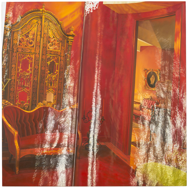 , 'Red Pages,' 2003, Hollis Taggart Galleries