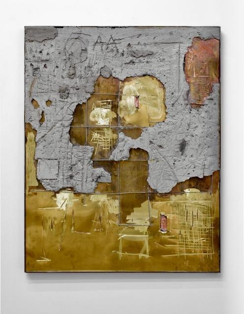 , 'Contemporary Ruin (Concrete Brass & Copper),' 2018, Mugello Gallery