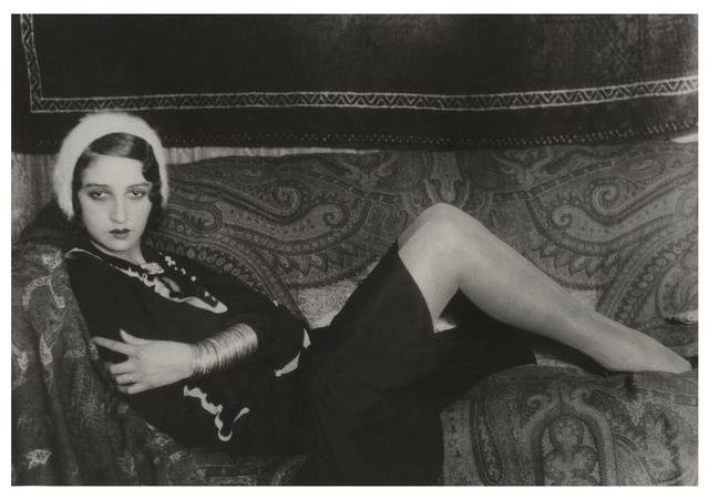 , 'Renée Perle, Paris, France, January,' 1931, ElliottHalls