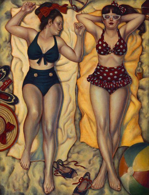 , 'Summertime Bliss #1,' , Joanne Artman Gallery