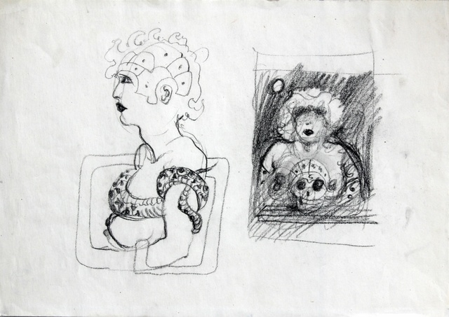 , 'Snake,' 1970-2000, Gallery Katarzyna Napiorkowska | Warsaw & Brussels