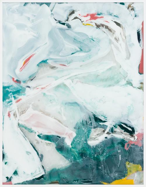, 'Gstaad (Vor und hinter dem Glas),' 2017, Galerie Thomas Schulte