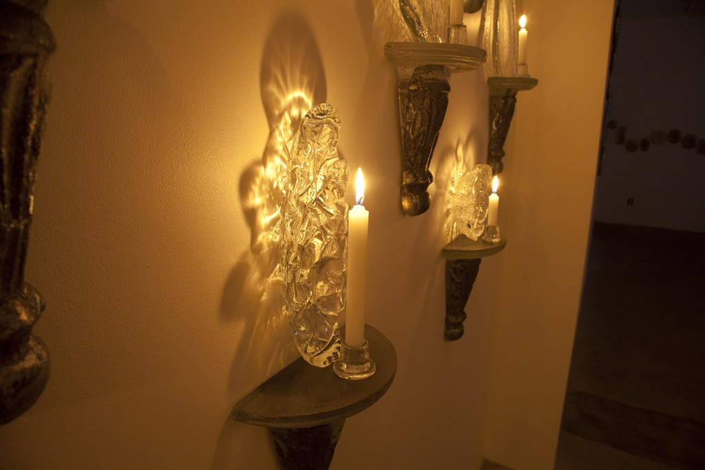 Installation View: Sconces