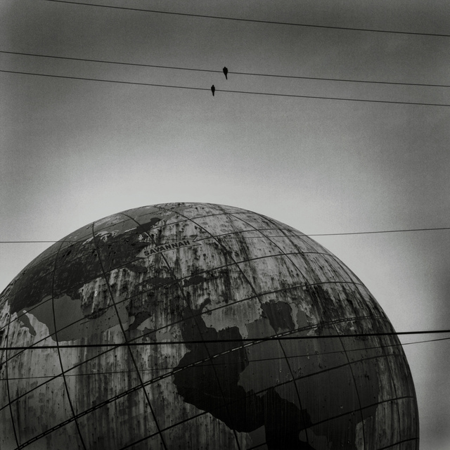 , '情緒地景-地球 Seeing and Construction-Earth,' 1999, POCKET FINE ARTS