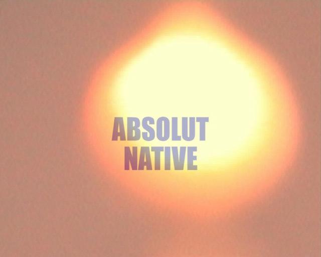 , 'Absolut Native,' 2003, Tatjana Pieters