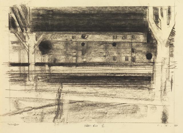 Lyonel Feininger, 'Nacht-Bild II (Night-Picture II)', 1929, Moeller Fine Art