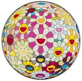 Flower Ball Margaret 3D
