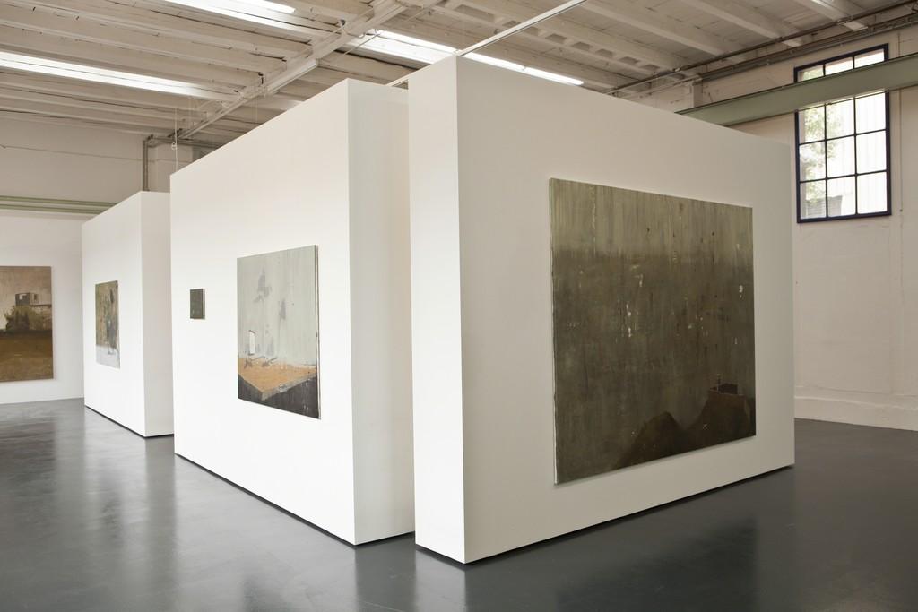 Alejandro Campins, Heritage, 2013. Installation View at knoerle & baettig