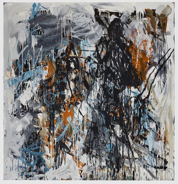 Klaus Prior, 'Land Unter', 2013-2016, Painting, Oil on canvas, GALERIE URS REICHLIN