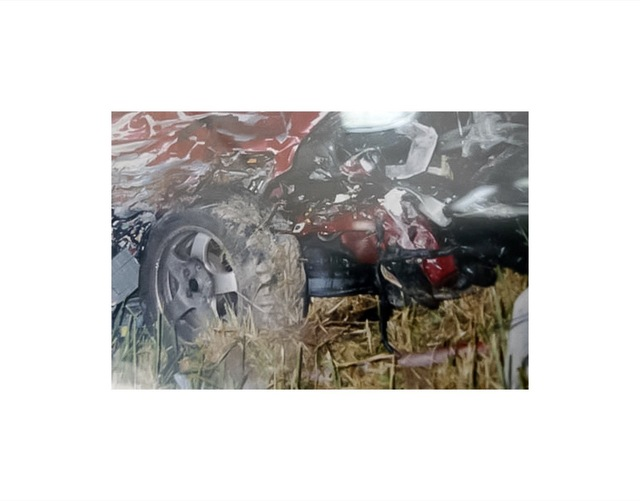 , 'Car Crash in Japan - sold as triptych ,' , Milk Gallery