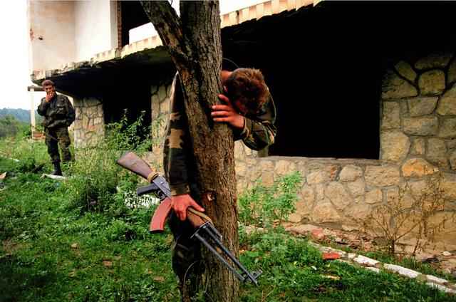 , 'Crying Soldier,' 1995, Anastasia Photo