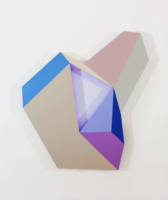 , 'Inter-Light #3,' 2014, Muriel Guépin Gallery