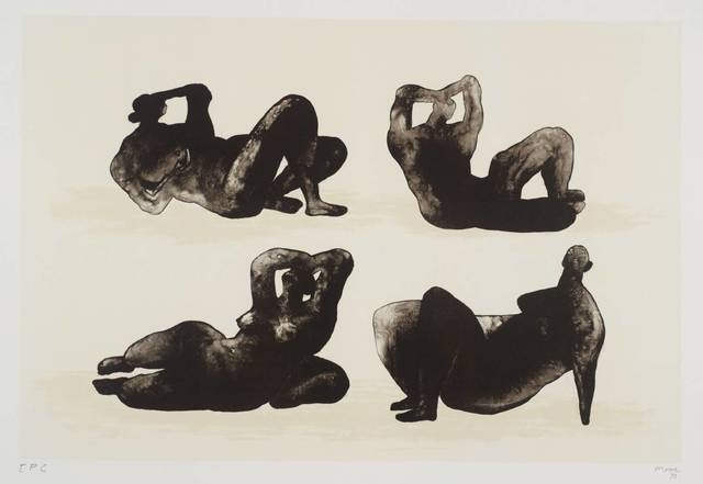 Henry Moore, 'Homage to Picasso', 1973, Sims Reed Gallery