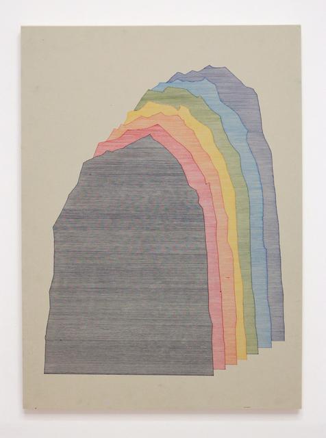 , 'Past Ranges,' 2016, Halsey McKay Gallery