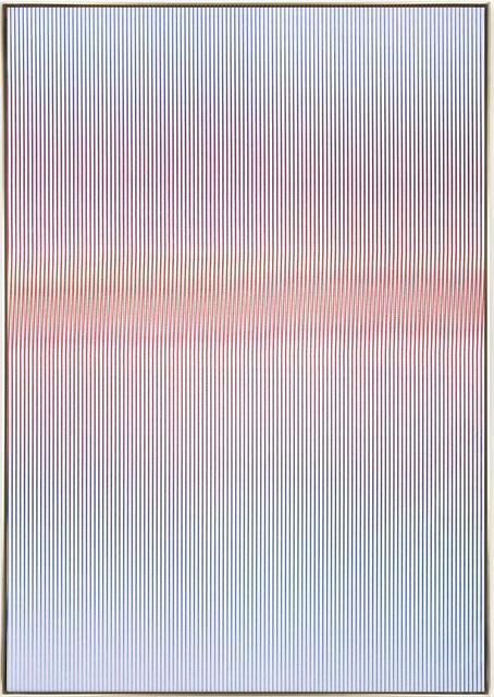 , 'RGB 2340,' 2018, Galerie Parisa Kind