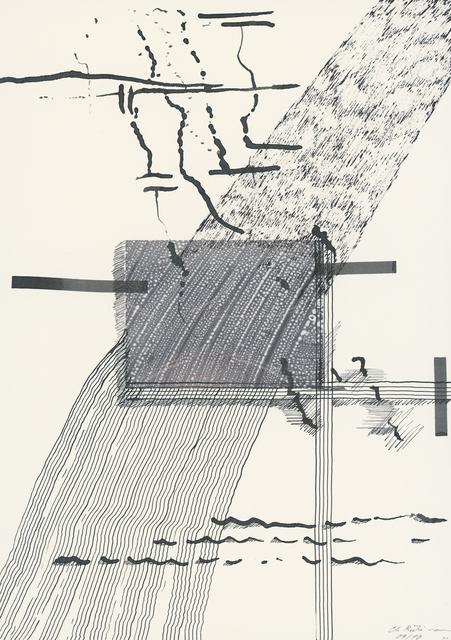 , 'Zeichenherd 11,' 2009, Mai 36 Galerie