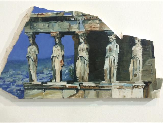 Martinho Costa, 'Cariátides', 2014, Galería silvestre