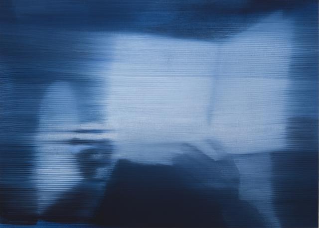 , 'Impressions and Longings I,' 2019, Barnard