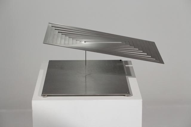 , 'Bewegte Fläche, horizontal,' 2017, Hollis Taggart Galleries